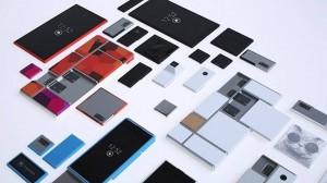 Google plant mit Project Ara ein Smartphone zum selbst bauen.