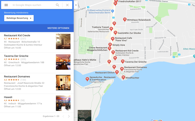 GoogleUnternehmen