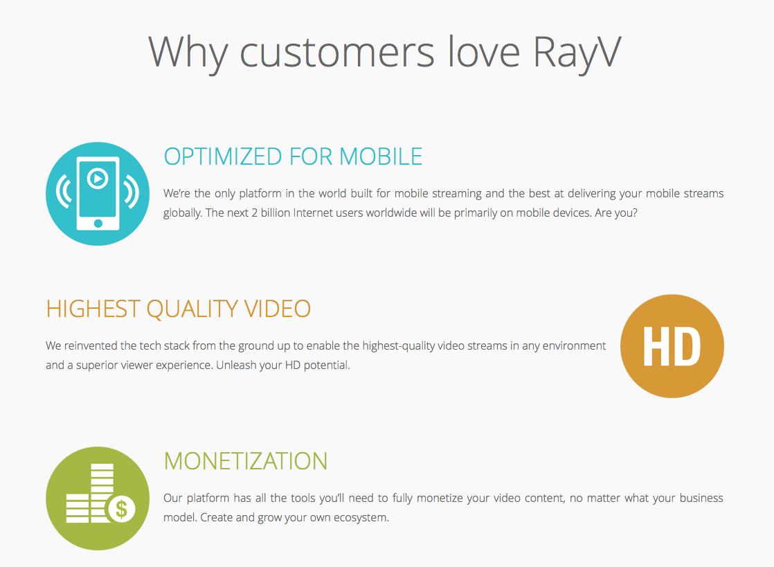 Yahoo plant allem Anschein nach die Übernahme von RayV