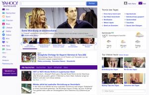 Suchmaschinen-Riese Yahoo steigt ins TV-Geschäft ein