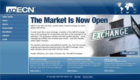 AdCEN Internet- und Online-Werbeplattform