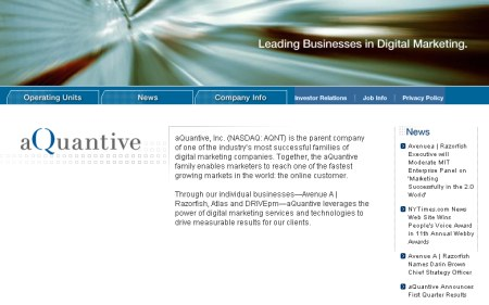 Microsoft übernimmt aQuantive für 6 Milliarden US-Dollar