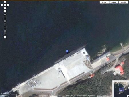Atom-U-Boot - chinesisches Atom-U-Boot der Jin-Klasse