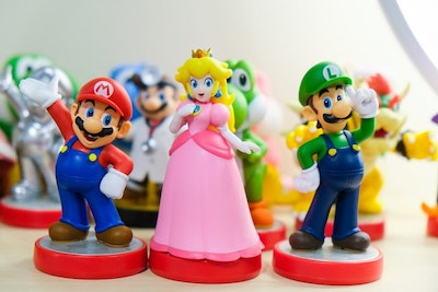 Beliebte Superhelden: Super Mario, Sonic und Co.