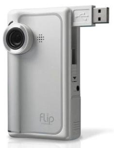 USB Camcorder - Flipcamera als Google AdWords Geschenk 2007