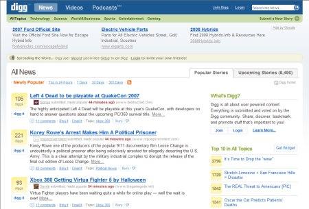 Digg - Digg.com Social News
