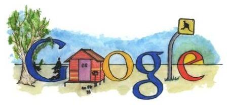 Doodle 4 Google My Australia - Gewinner Doodle