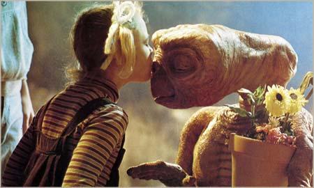 E.T. - Der Ausserirdische - Filmausschnitt