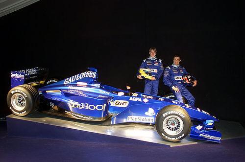Yahoo Formel 1 - Formel 1 Rennwagen von Yahoo