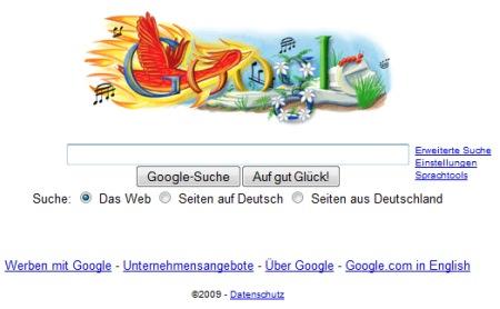 Google Doodle: Igor Fjodorowitsch Strawinski