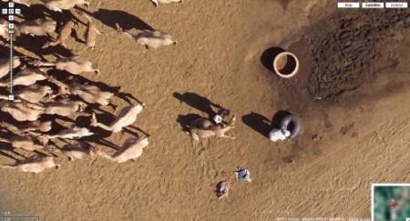 Google Maps Zoom Hack