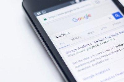 Google Suche auf Smartphones