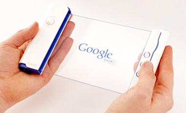 Google Phone Vision Concept