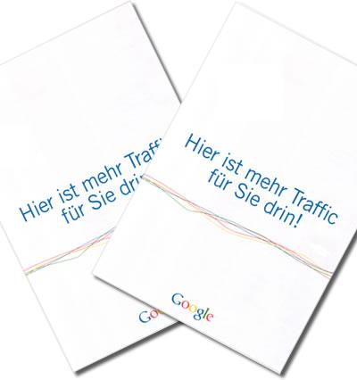 Google Gutscheincodes - Gutscheine von Google