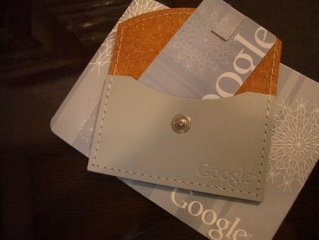 Google AdSense Weihnachtsgeschenk 2007: 2 GB USB-Speicherkarte