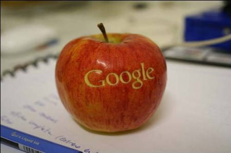 GoogleApple: Google + Apple