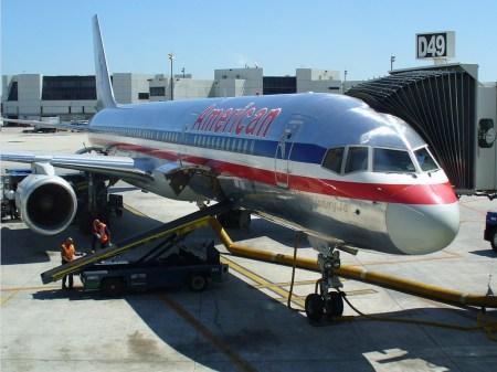 Google Boeing 757