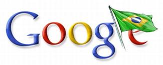 Independence Day of Brasilia - Google Logo zum brasilianischen Unabhängigkeitstag