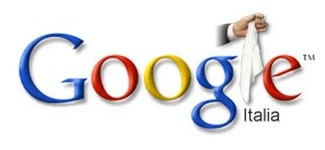 Luciano Pavarotti - Google Doodle anlässlich des Todes von Luciano Pavarotti