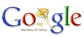 Hari Merdeka - 50. Unabhängigkeitstag von Großbritannien
