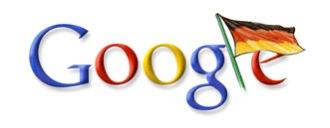 Tag der Deutschen Einheit - Google Doodle