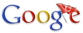 Türkischer Tag der Republik - Google Doodle