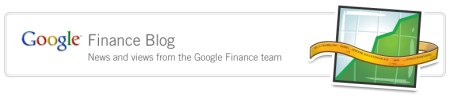 Google Finance Blog