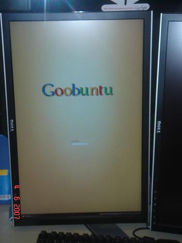 Google Goobuntu