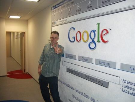 Google Japan - Fotos der Niederlassung von Google in Japan