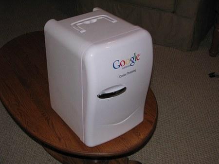 Google Kühlschrank
