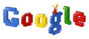 Lego Google Doodle