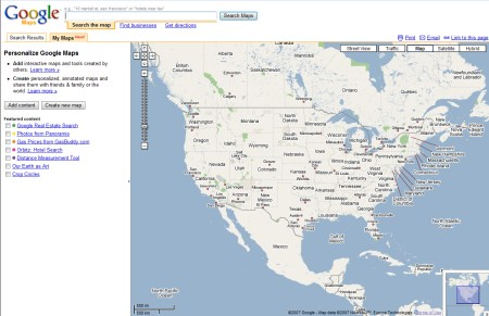 Mapplets - Google Maps Mapplets - Mashups 2.0
