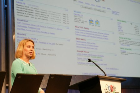 Marissa Mayer - Google Vice President, Search Products & User Experience