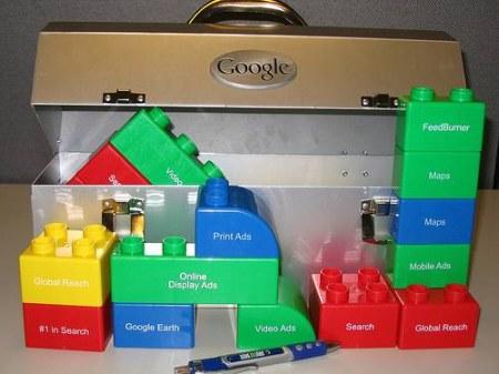Google Marketing Toolkit 2008 als Geschenk für Google AdWords Profis