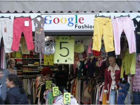 Google Fashion Shop Türkei