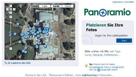 Panoramio: Google übernimmt Panoramio