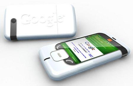 Google Phone - mögliche Variante des Google Phone