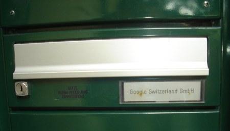 Google Schweiz - Google Schweiz Niederlassung in Zürich