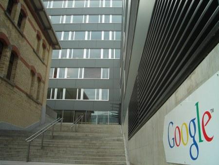 Google Schweiz Niederlassung in Zürich