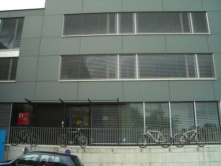 Google Niederlassung in Zürich