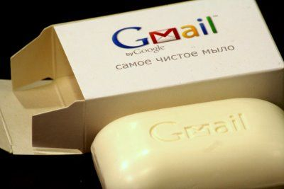 Google Seife - Google Soap for Gmail Promotion