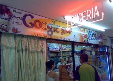 Google Shop - Shop von Google in Venezuela