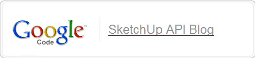 Google Blog: SketchUp API Blog