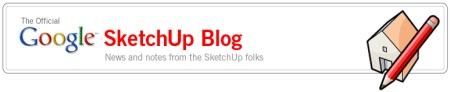 Offizieller Google Sketchup Blog