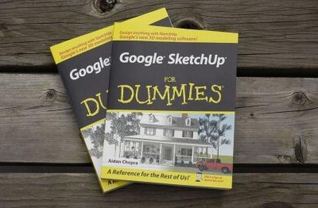 Google Sketchup für Dummys