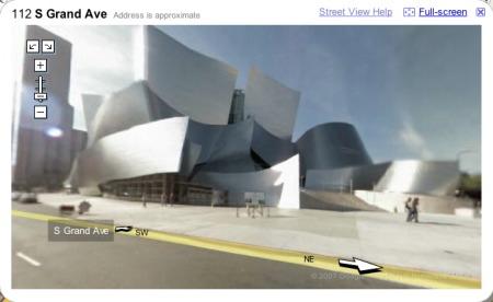 Los Angeles - Google Maps Street View Los Angeles