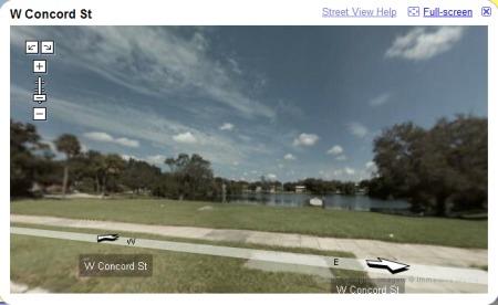 Orlando - Google Maps Street View Orlando
