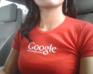 Swag Experiment Tag 2 - Red Google T-Shirt