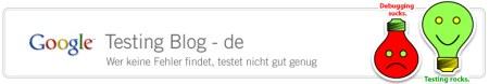 Google Testing Blog DE