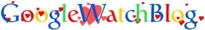 GoogleWatchBlog Doodle zum Valentinstag 2008